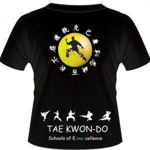 TSX Black Summer T-Shirts