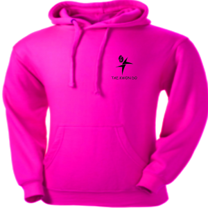 TSX Keighley Tae Kwon-Do Neon Hoodies