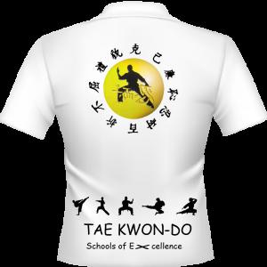 TSX White Summer T-Shirts