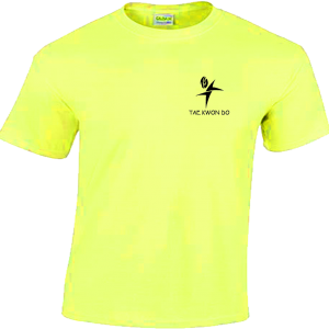 TSX Keighley Tae Kwon-Do Russell T-Shirts
