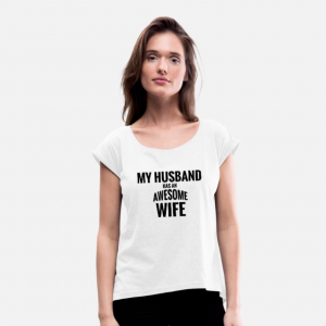 Husband Has Awesome Wife