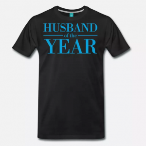 Husband of the Year T-Shirt
