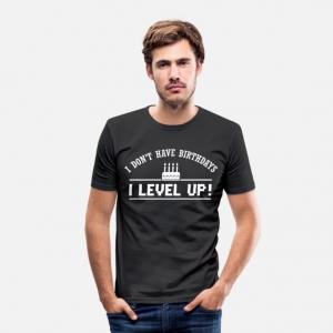 I Level Up T-Shirt