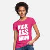 kick ass mum t-shirt