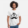 novelty mr t-shirt