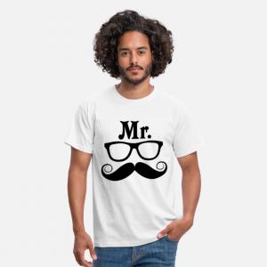 Novelty Mr. T-Shirt