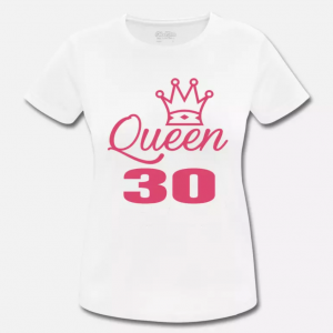 Queen 30 T-Shirt