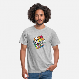 Mens Rubiks T-Shirt
