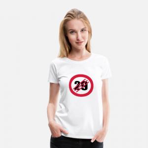 Womens 30th Birthday T-Shirt
